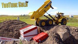 YouTube GOLD - MAXIMUM PAY DIRT : DUMP YOUR LOAD! (s2 e22) | RC ADVENTURES