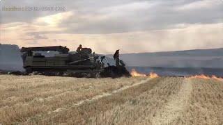 До пожеж на Сході України можуть бути причетні бойовики
