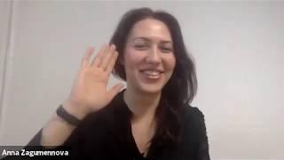 """Кто? Что? Почему? Вопросы и ответы. Анна Загуменнова со студентами программы """"Роскошь Эксперта"""""""