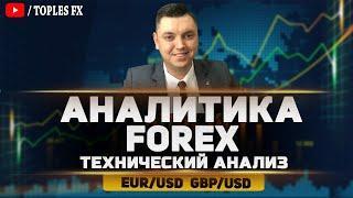 Форекс аналитика | EUR/USD GBP/USD ● Forex ● Форекс Прогноз Форекс ● Форекс прогноз на сегодня Обзор