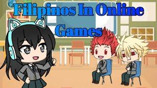 How Filipinos Greet People In Online Games//Gift for Jane The Lovely Bear :3//Bad Words (in tagalog)