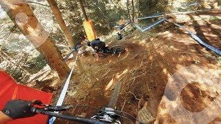 Course preview: MANIGOD DH AURA Cup (round #4) - X FRY DOWNHILL CUP 2019