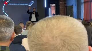 Prizm Space Bot Самая крутая презентация в Москве