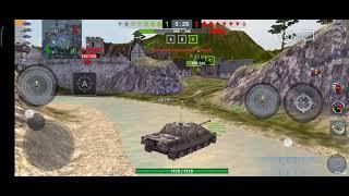 world of tanks blitz конченый ЛОХОТРОН с равным балансом