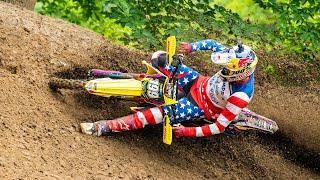 Travis Pastrana Two-Stroke Motocross 2003 Suzuki RM125 | Garage Build | Racer X Films