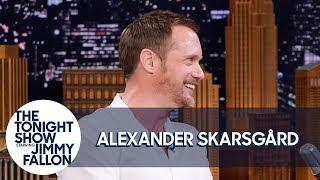 Alexander Skarsgård Teases His Connection to Meryl Streep in Big Little Lies