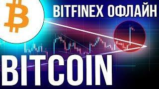 Биткоин обзор, день Х настал. Bitfinex уходит в офлайн 7 января – стоит ли волноваться? ETH обзор