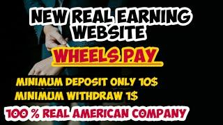 Wheels pay earning company review | Wheels pay company real or scam | Wheels pay