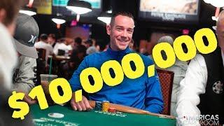The World Series of Poker Main Event Day 1