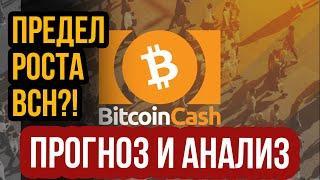 ПРОГНОЗ БИТКОИН КЭШ (Bitcoin Cash), АНАЛИЗ КУРСА BCH! Новости БИТКОИН КЭШ 2020
