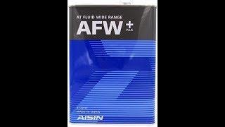 Масло в АКПП (Жидкости ATF - automatic transmission fluid). Потребительский отзыв.