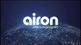 Партнерская программа AIRON #МарияХицко