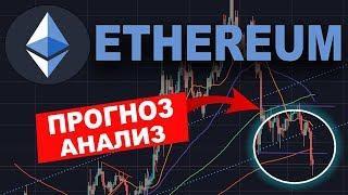 Криптовалюта ЭФИРИУМ Прогноз на август 2019! Ethereum почему ОБВАЛИЛСЯ курс?