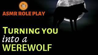 ASMR Halloween Special: [Monster House] [Werewolf Turning]