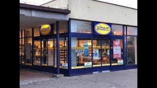 Supermarket Albert 2019 may czech republic review Prague