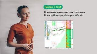 Обзор и сравнение приводов. Привод Бондаря, Quot pro, Qscalp