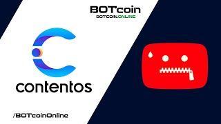 Криптовалюта Contentos (COS) | Инвестиции в криптовалюту | Анализ криптовалют | BOTcoin.Online