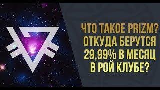 Что такое криптовалюта Prizm? Откуда берутся 29,99% в месяц в РОЙ Клубе? | (Онлайн-вебинар).