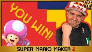 Super Mario Maker 2: Multiplayer #11: LAST DAY FOR A CONSOLE GIVEAWAY!