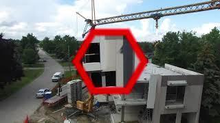 Новая технология в строительстве
