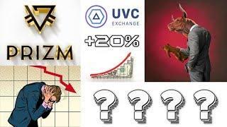 Прогноз Prizm. Сколько будет стоить монета Призм ?