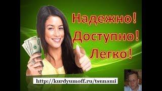 Проект  Tsunami Money  - ОТЗЫВ  - Проверил и заработал 16 000 рублей на полном автомате