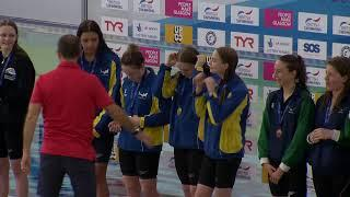 British Swimming Summer Championships 2019 Day 3 Finals