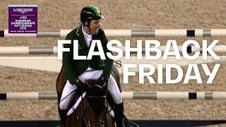 3 x Clear Jumping Rounds - Gold for Ireland #Flashback   FEI European Championships 2017