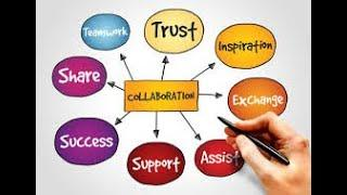 What is collaboration in Scrum Projects