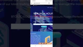 bit-com new bitcoin doubler site. bit-com live payment proof.