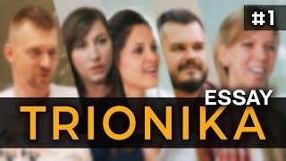 Бизнес Trionika: essay-продукты, партнерская программа Edu-Profit, конференция SEMPRO. // INSIDE #1