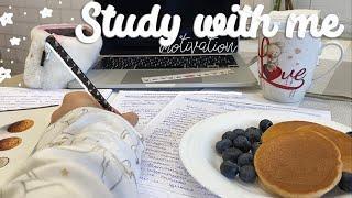 STUDY WITH ME•МОТИВАЦИЯ НА УЧЁБУ•Конец второй четверти•УЧИСЬ СО МНОЙ