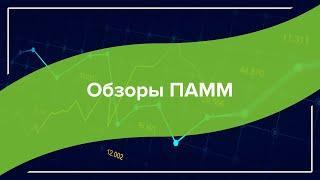 Обзор ПАММ счетов 06.07.2021