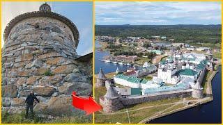 Загадочные Соловки. Чей же замок заняли монахи ?