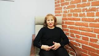 Отзыв об обучающем курсе по телесной терапии от Елены Черевко.