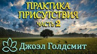 Джоил Голдсмит/Практика присутствия/Часть 2