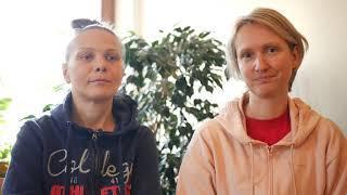 Настя и Юля. Отзыв о курсе подготовки консультантов ТМ