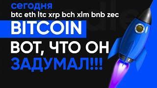 Прогноз цены на биткоин 13 сентября! ИНСТИТУЦИОНАЛЫ закрыли огромные объемы! СМОТРЕТЬ ВСЕМ!