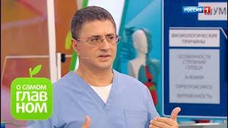 О самом главном: Шумы в сердце, косметические процедуры, пальмовое масло / Доктор Мясников