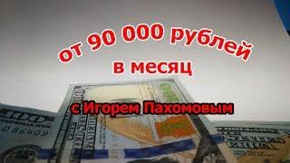 Вершина Курс по заработку в интернете от 90 000 Игорь Пахомов