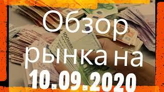 Прогноз курса доллара на 10.09.2020 Обзор рынка нефти, золота, валют