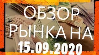 Прогноз курса доллара на 15.09.2020 Обзор рынка нефти, золота, валют