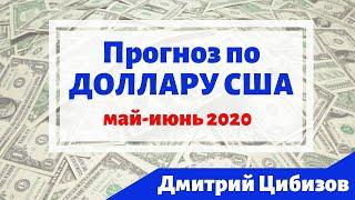 Курс доллара - прогноз на Май-Июнь 2020 года. Девальвация рубля? / Дмитрий Цибизов Вокруг Денег 18+