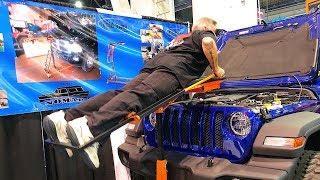 Как я улетел в Америку запускать детейлинг «канал Чердак», улучшать автомойку в Калифорнии!