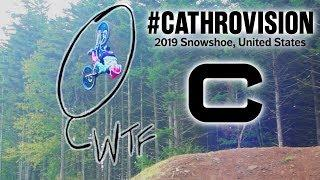 First Ever Backflip At A DH World Cup? // Snowshoe DH World Cup Day 2 // #CathroVision 2019