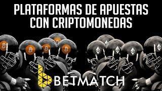✅BETMATCH: Apuestas Deportivas en Blockchain - Gana dinero con criptomonedas