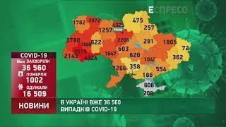Коронавірус в Україні: статистика за 21 червня