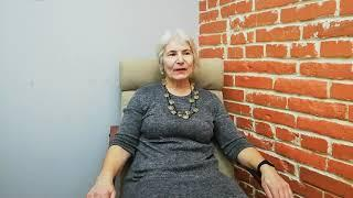 Отзыв об обучающе-терапевтическом курсе по телесной терапии от Галины Беркутовой.