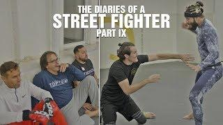 "The Diaries Of A Street Fighter Part IX: ""The Real Bloodsport"" (Jorge Masvidal)"