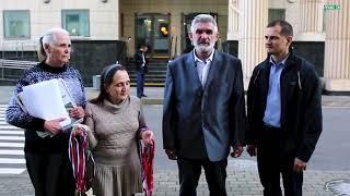Хасай Алиев - Судить показательным судом. Канал Право ТВ.